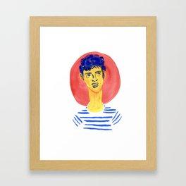Jonathan Richman Framed Art Print