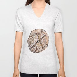 Raisin Bread - Hot Out of the Oven Unisex V-Neck