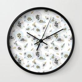 Dandelions VI Wall Clock