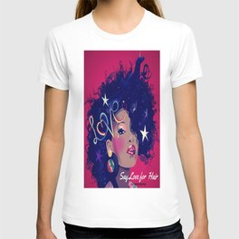 Say Unicorn Girl T-shirt