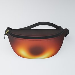 BLACK HOLE - First-Ever Image of a Black Hole Fanny Pack