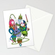 Adventure Time fan art celebration! Stationery Cards