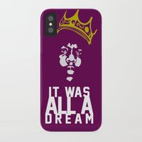 notorious iPhone & iPod Cases featuring Notorious! by JM Designs