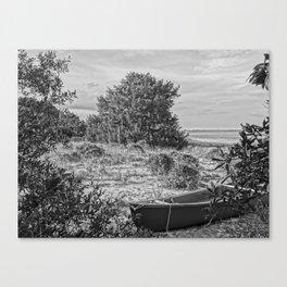 PaddleOut Canvas Print