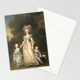 Queen Marie Antoinette of France Stationery Cards