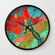 Stabberfly Wall Clock