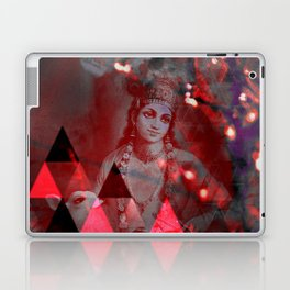 Krishna Reprise - The Hindu God Laptop & iPad Skin