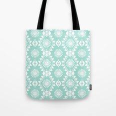 Southwest - Sweet Mint Tote Bag