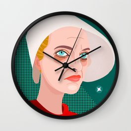 The Handmaid's Tale Wall Clock