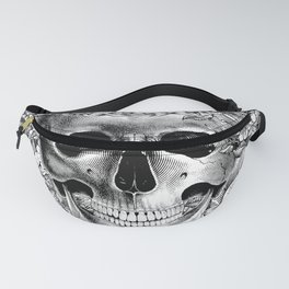 Natural Death BW Fanny Pack