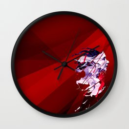 Insoluble Wall Clock