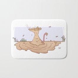 Dirty Possum Bath Mat