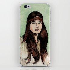 LDR VIII iPhone & iPod Skin
