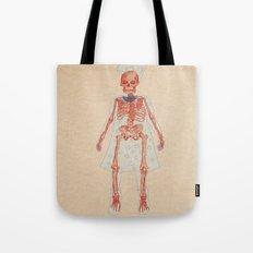 Bones. Questions series Tote Bag