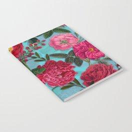 Vintage & Shabby Chic - Summer Tropical Garden I Notebook