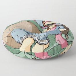Unicorns Floor Pillow