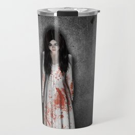 The dark cellar Travel Mug