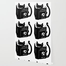 World domination - for cats Wallpaper