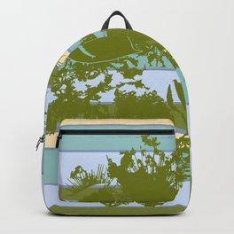 Sea Urchins & Angel Fish Backpack