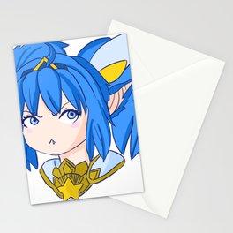Star Guardian Poppy Stationery Cards