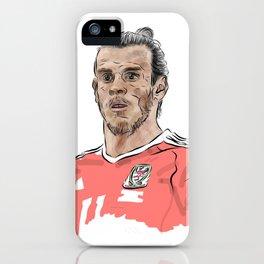 Gareth Bale iPhone Case