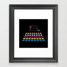 A Simple Plan Framed Art Print