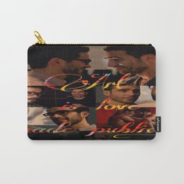 Art is love made public - Sense8 Carry-All Pouch