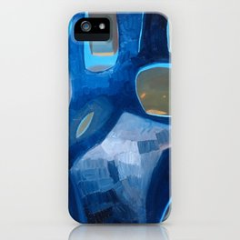 Make Waves iPhone Case