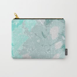 Teal mood Carry-All Pouch