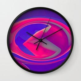 Nosiness Wall Clock