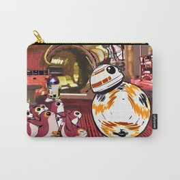 Porgs & BB-8 Carry-All Pouch
