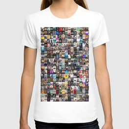 Cable Television Series T-shirt