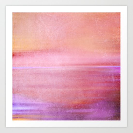 colour infusion II Art Print