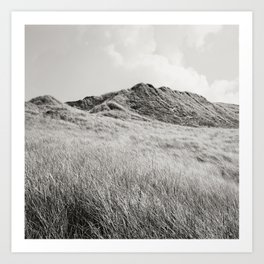 Landscape of my memory Art Print