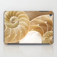 shells iPad Cases featuring Shells by Manda's Photography