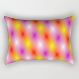 The lights of show business Rectangular Pillow