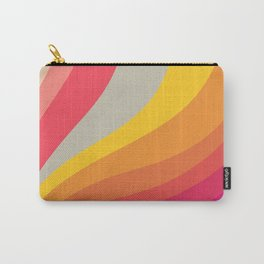 VHS Retro Gradient 4 Carry-All Pouch