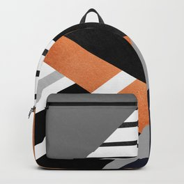 Geometric Combination V2 Backpack