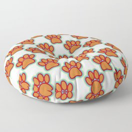 Puppy Paws Floor Pillow