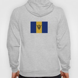 Barbados country flag Hoody