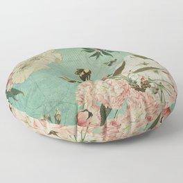 Cherry Blossoms Floor Pillow