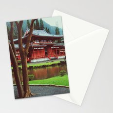 Byodo-In Temple Stationery Cards