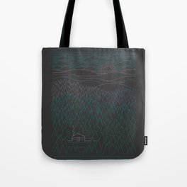 The Little Clearing Tote Bag