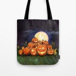 Pumpkin Palooza Tote Bag