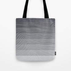 Topography by Friztin Tote Bag