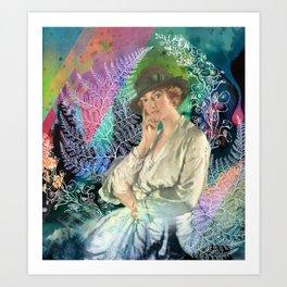 Bright Spirit Art Print