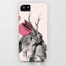 wild heart iPhone Case