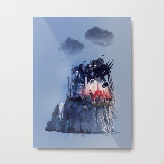Sorrow's City Metal Print