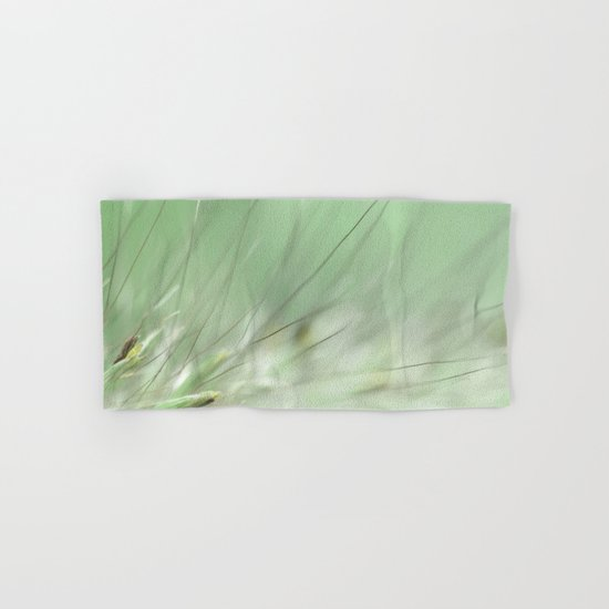 Grasses In The Morning  Hand & Bath Towel