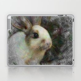 Artistic Animal Bunny 2 Laptop & iPad Skin
